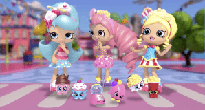 Shopkins: Shoppies