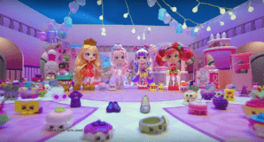 Shopkins/Shoppies: