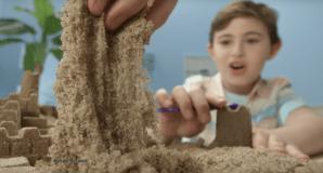 Kinetic Sand: